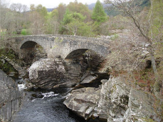 Bridge at Invermoriston