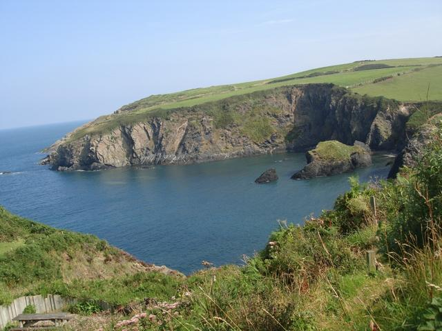 Somewhere in North Pembrokeshire